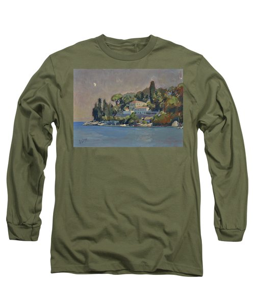 The Mansion House Paxos Long Sleeve T-Shirt by Nop Briex