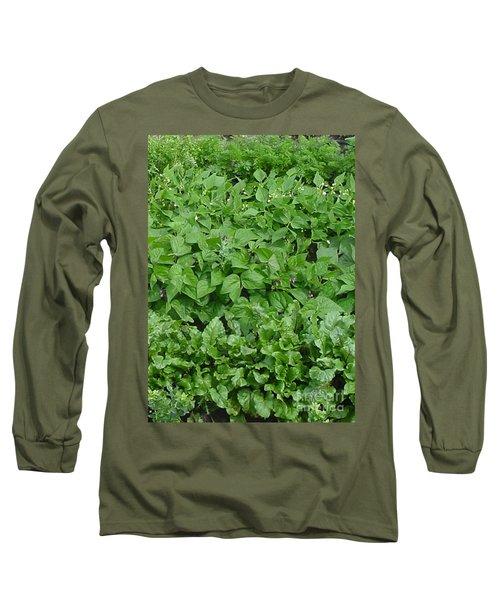The Market Garden Portrait Long Sleeve T-Shirt