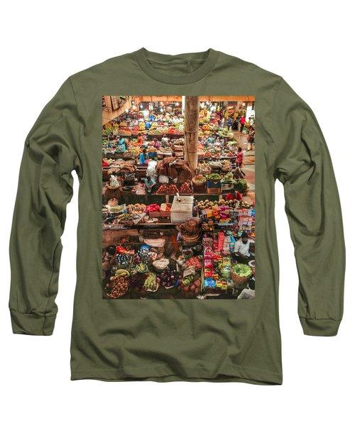 The Market Long Sleeve T-Shirt