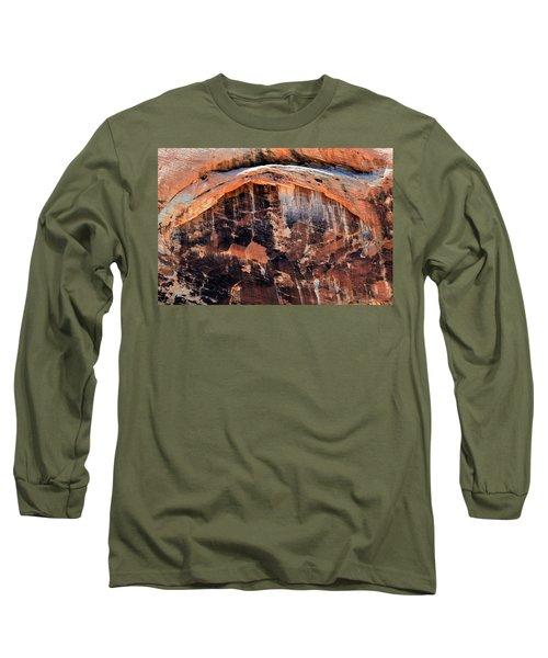 The Eye Of The Demon Long Sleeve T-Shirt