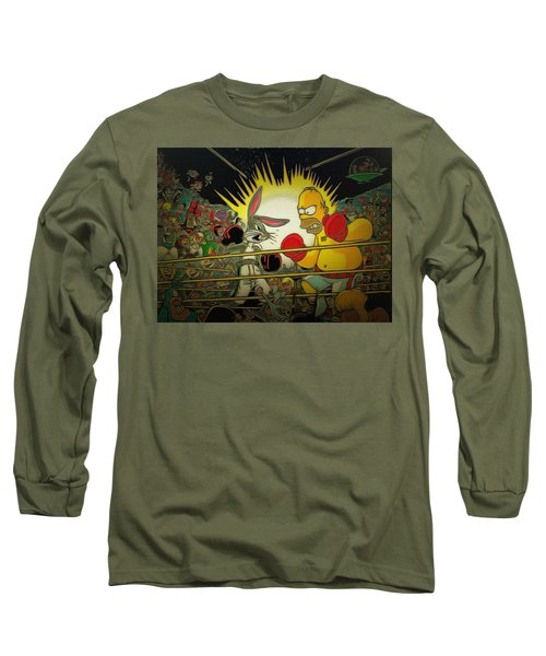 The Match Of The Century Long Sleeve T-Shirt