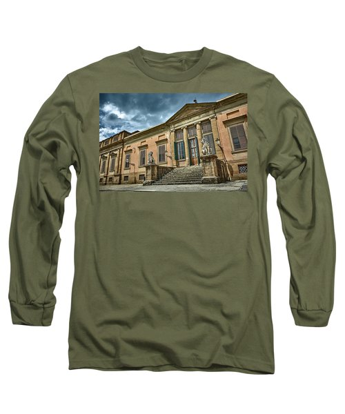 The Meridian Palace In The Pitti Palace Long Sleeve T-Shirt