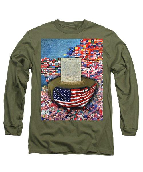 The Metling Pot Long Sleeve T-Shirt