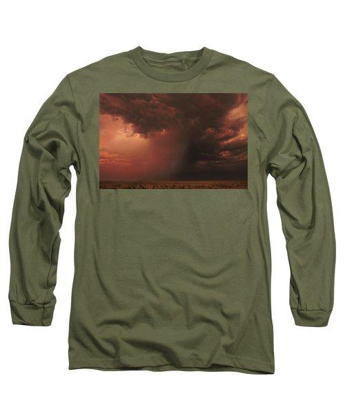 The Microburst Long Sleeve T-Shirt