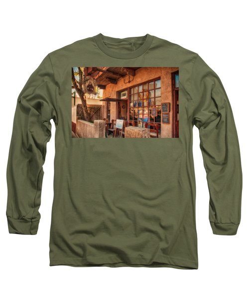 The Monk's Vineyard Long Sleeve T-Shirt
