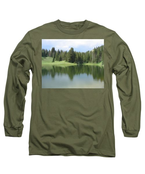 The Morning Calm Long Sleeve T-Shirt