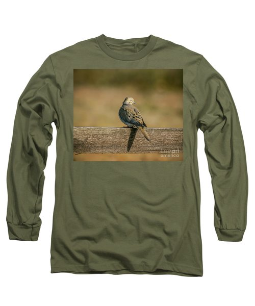 The Morning Dove Long Sleeve T-Shirt