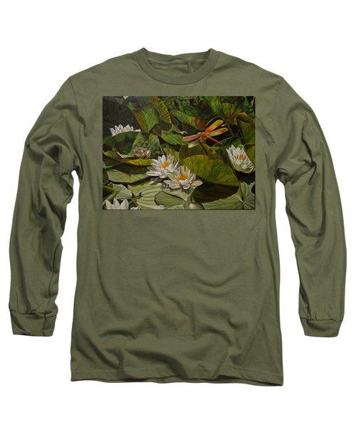 The Morning Symphony Long Sleeve T-Shirt