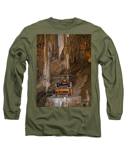 The Music Of The Ages Long Sleeve T-Shirt