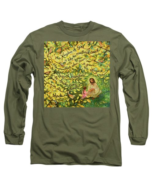 The Mustard Seed Long Sleeve T-Shirt