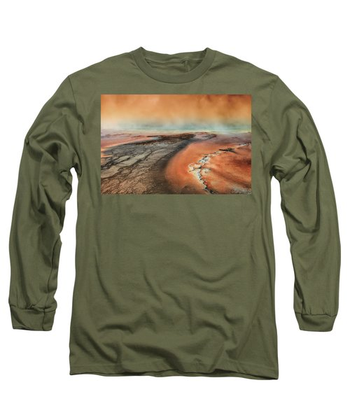 The Mysterious Force Long Sleeve T-Shirt