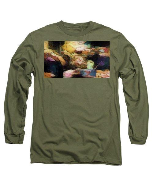The Odyssey Long Sleeve T-Shirt
