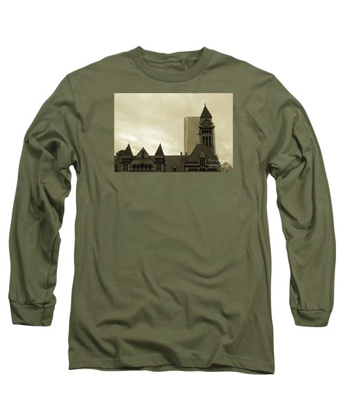 The Old And The New Long Sleeve T-Shirt