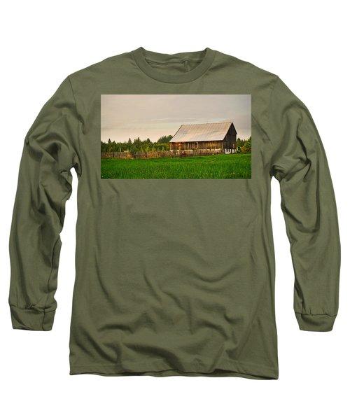 The Old Barn Long Sleeve T-Shirt