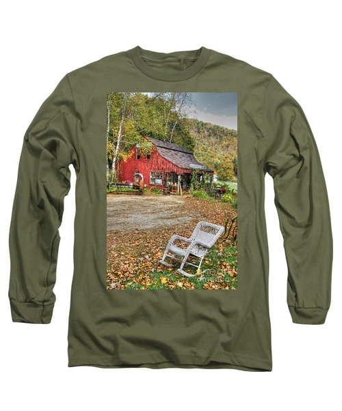 The Old Country Store Long Sleeve T-Shirt
