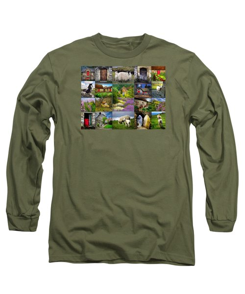 The Old Country Long Sleeve T-Shirt