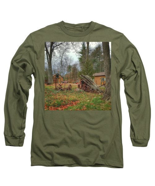 The Old Field Tools Long Sleeve T-Shirt