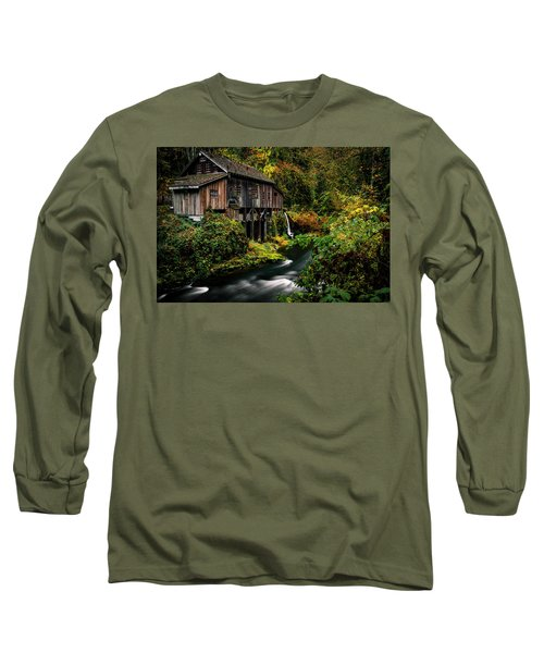 The Old Flour Mill Long Sleeve T-Shirt