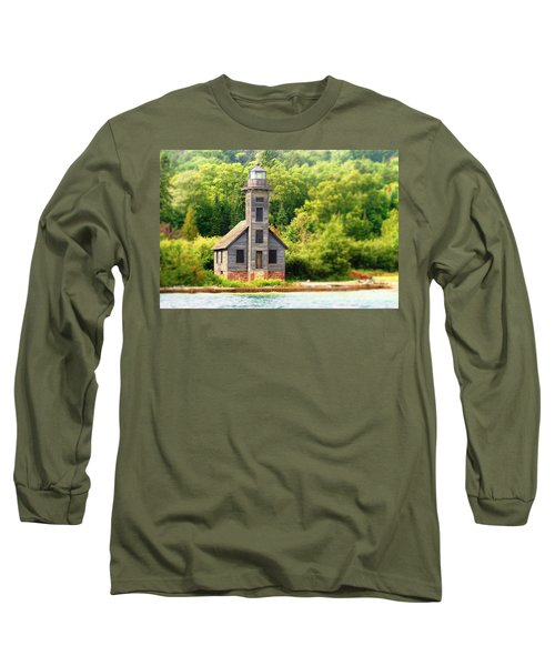 The Old Light Long Sleeve T-Shirt