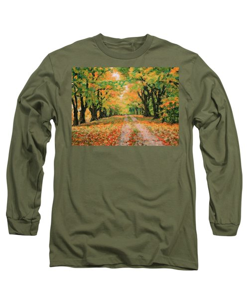 The Old Paths Long Sleeve T-Shirt