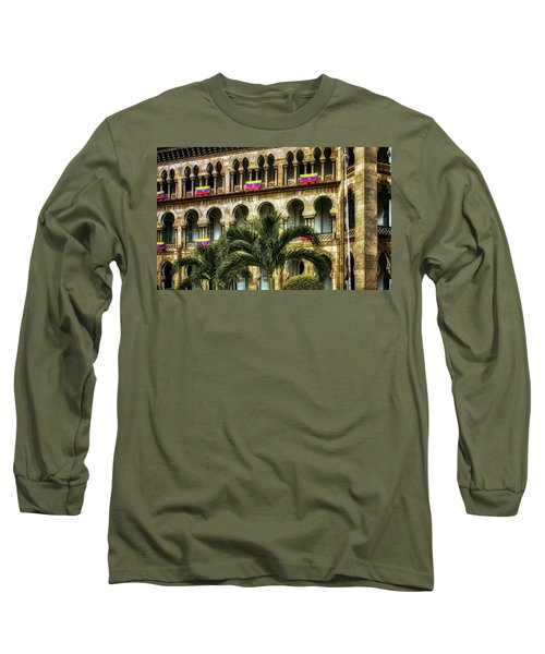 The Old Railway Station Long Sleeve T-Shirt