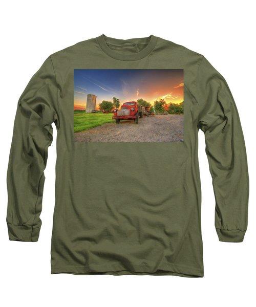 Country Treasure Long Sleeve T-Shirt
