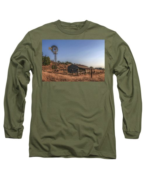 The Old Windmill Long Sleeve T-Shirt