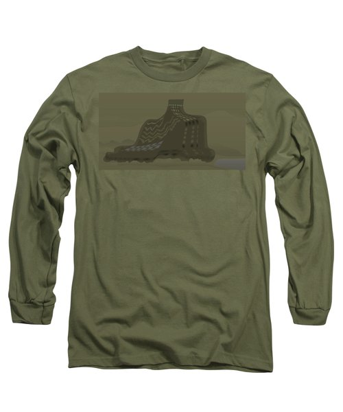 The Olive Citadel Long Sleeve T-Shirt