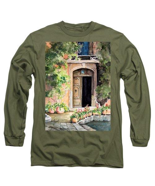 The Open Door Long Sleeve T-Shirt