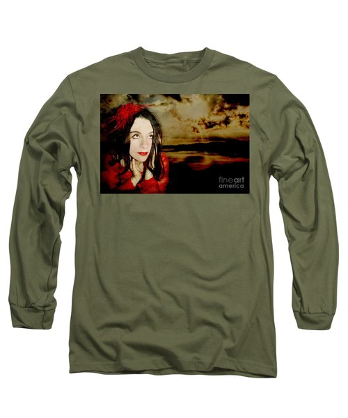 The Opioid Called Optimism Long Sleeve T-Shirt