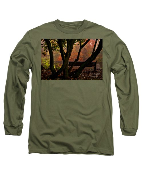 The Park Bench Long Sleeve T-Shirt