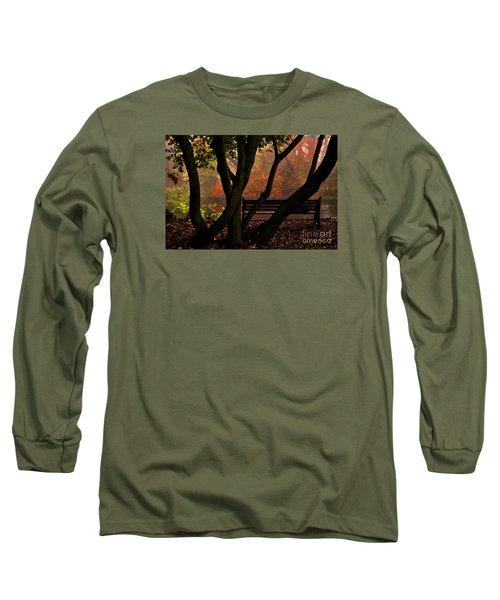 The Park Bench Long Sleeve T-Shirt