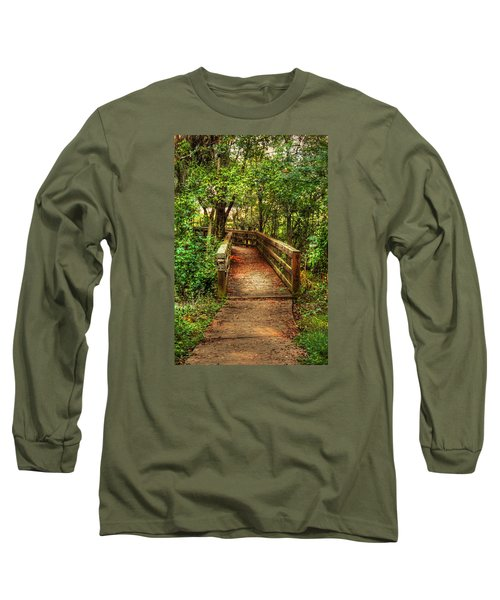 The Pathway Long Sleeve T-Shirt by Ester  Rogers