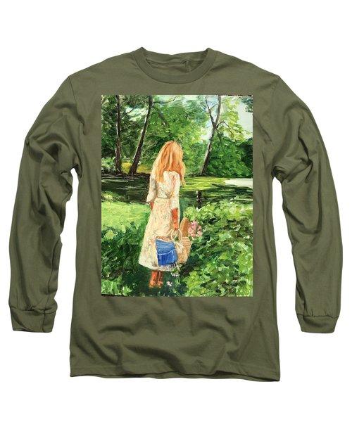 The Picnic Long Sleeve T-Shirt