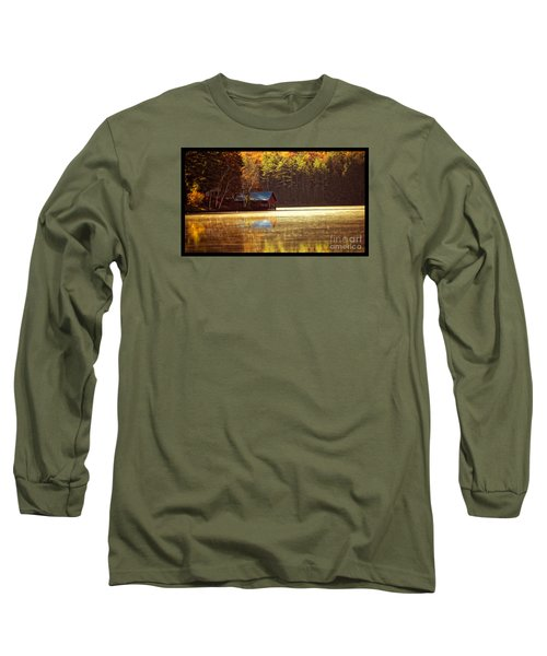 The Point 3 Long Sleeve T-Shirt