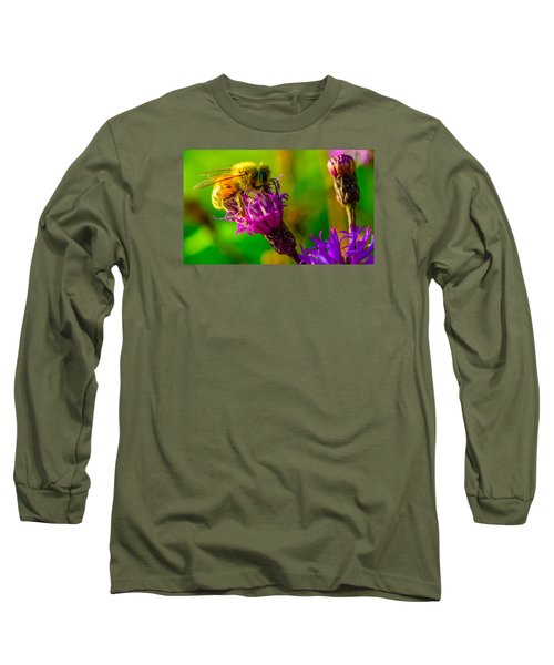 The Pollinator 2 Long Sleeve T-Shirt by Brian Stevens