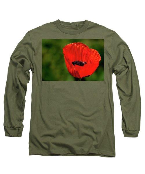 The Poppy Next Door Long Sleeve T-Shirt