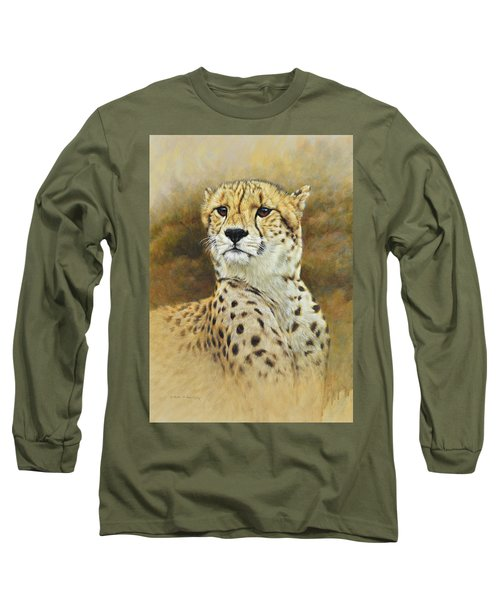 The Prince - Cheetah Long Sleeve T-Shirt