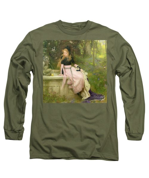 The Princess And The Frog Long Sleeve T-Shirt