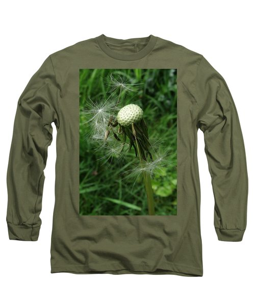 The Promise Of Renewal 1 Long Sleeve T-Shirt by I'ina Van Lawick