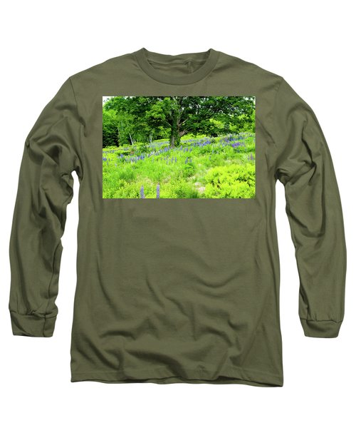 Long Sleeve T-Shirt featuring the photograph The Protector by Greg Fortier