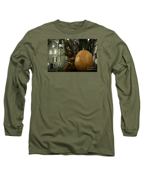The Pumpkin. Long Sleeve T-Shirt