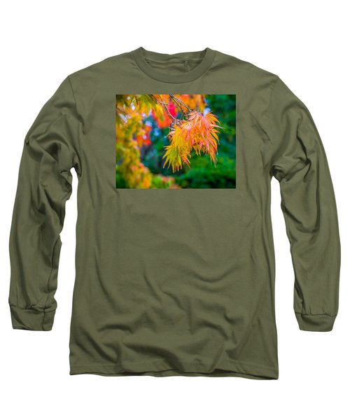 The Rainy Bunch Long Sleeve T-Shirt by Ken Stanback