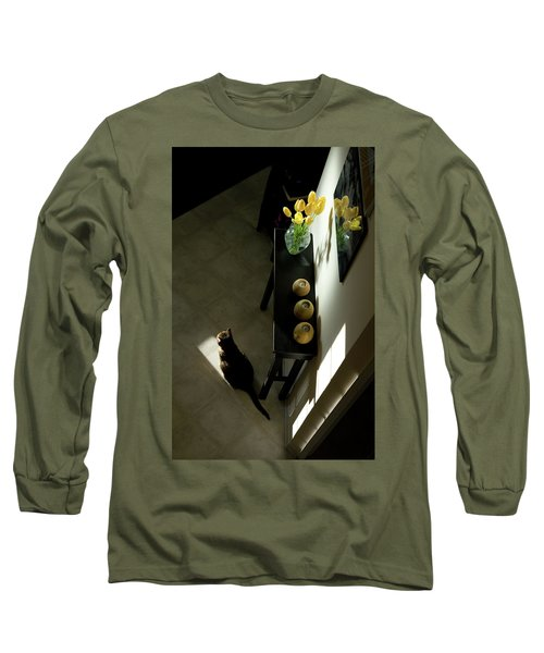 The Reception Hall Long Sleeve T-Shirt