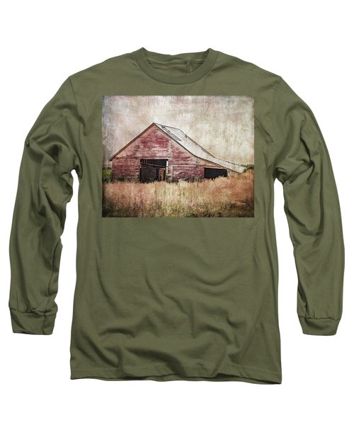 The Red Shed Long Sleeve T-Shirt