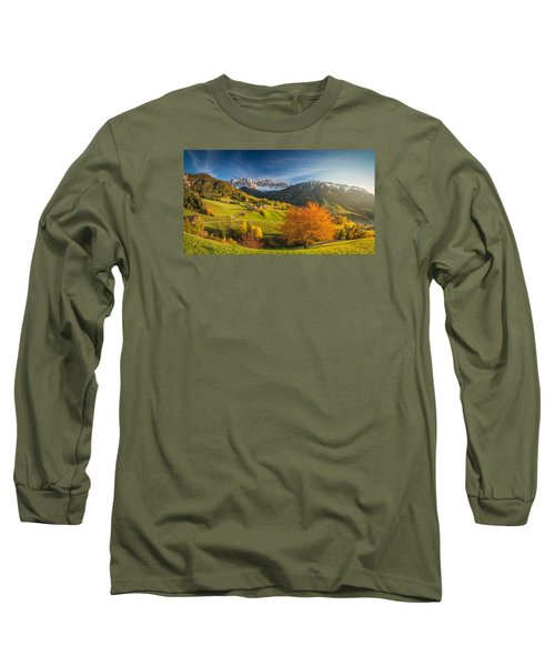 The Red Tree Long Sleeve T-Shirt