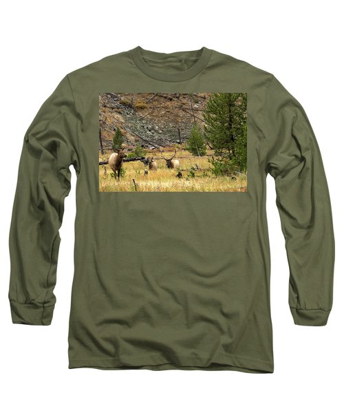 The Right Breeze Long Sleeve T-Shirt