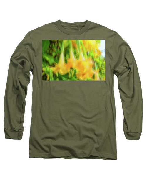 The Ringing Of Bells Long Sleeve T-Shirt by Joseph S Giacalone