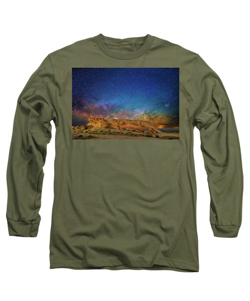 The Rise Long Sleeve T-Shirt