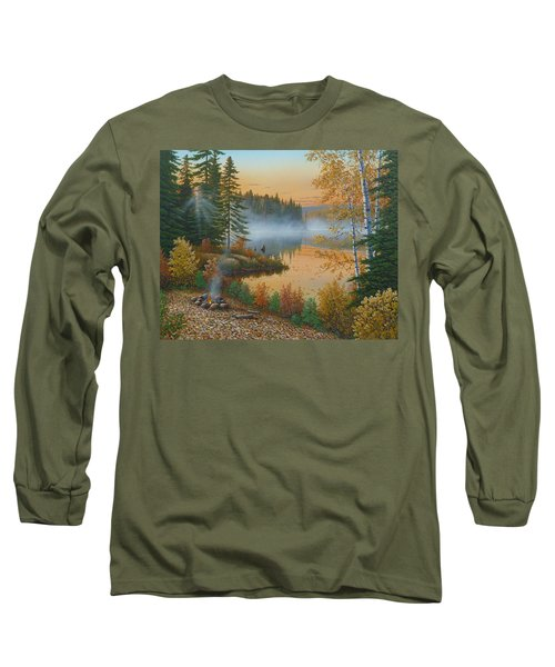 The Rising Sun Long Sleeve T-Shirt